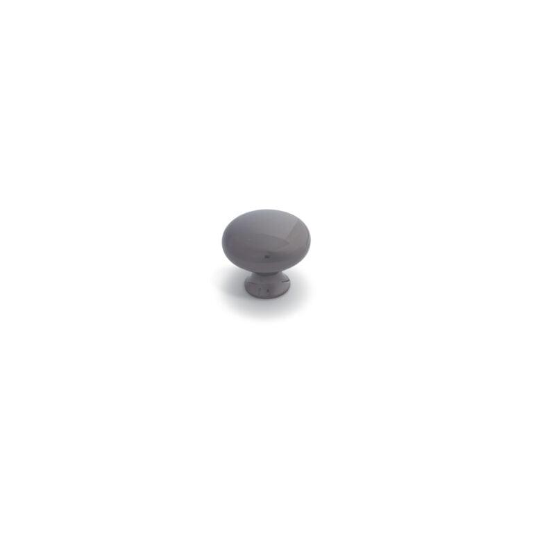 Button Knob Graphite